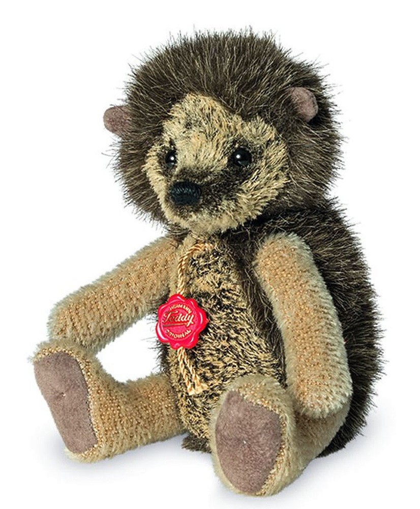 Teddy Hermann Igel 19 cm Mohair Ltd. 300